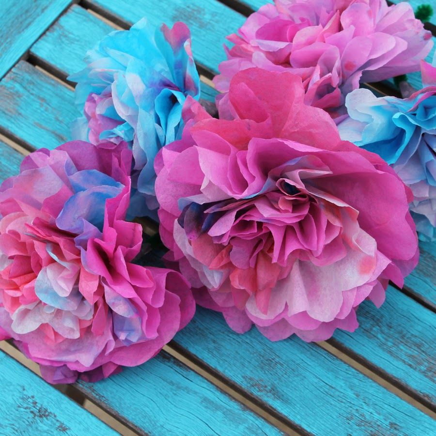 Coffee Filter Flower Tutorial Making Flowers Pinterest Coffee