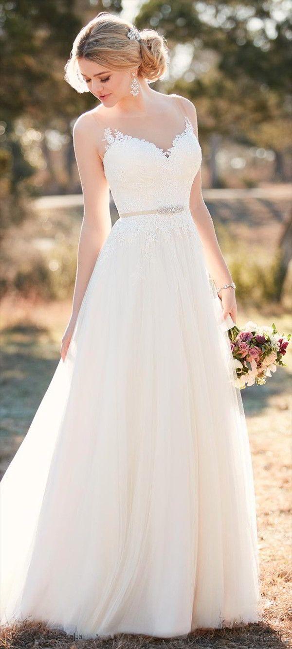 Essense of Australia Fall 2016 Wedding Dresses – World of Bridal