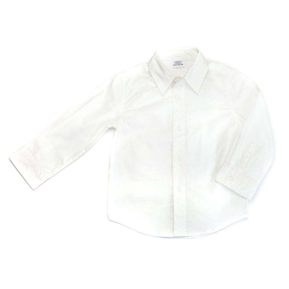 Egg by susan lazar long sleeve button down white a classic