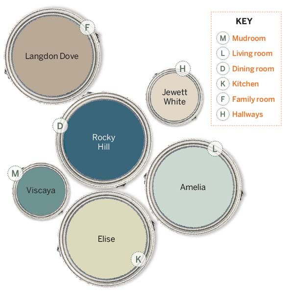 11 Of Your Most Crazy Making Paint Color Questions Answered Master Plan Ted And Third
