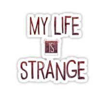 Life Is Strange Stickers Life Is Strange Strange Life