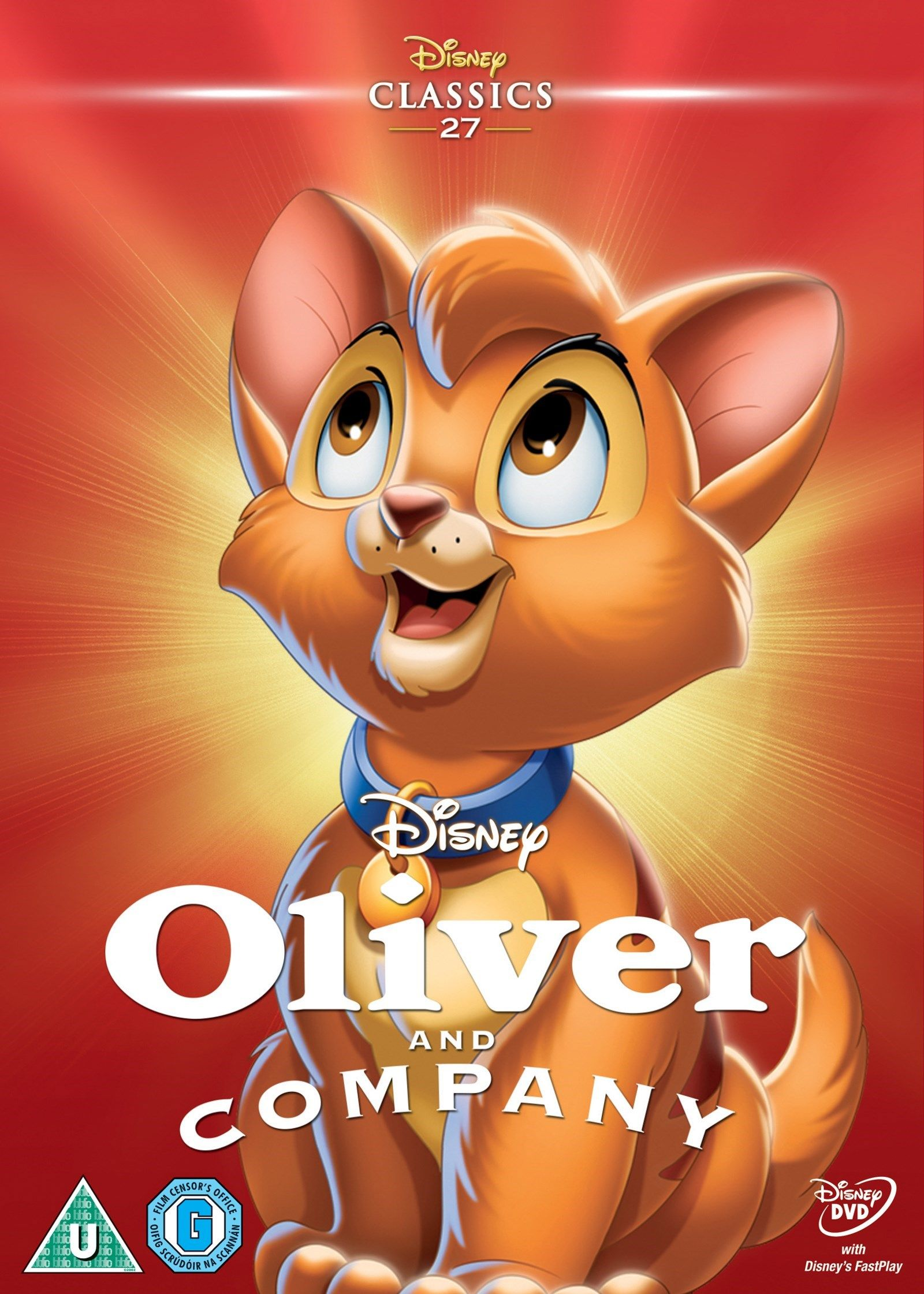 Oliver And Company Image 1 Disney Dvd Oliver Co New York