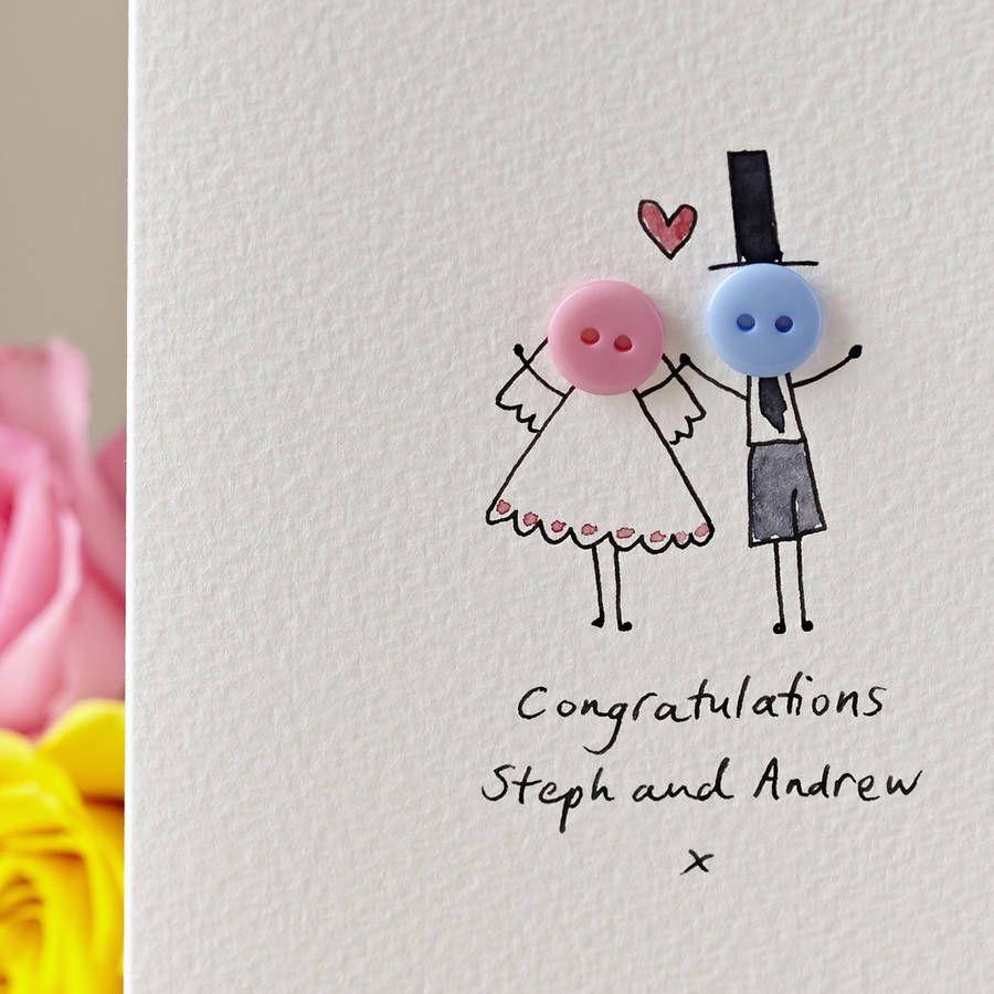 ▷ 1001 + DIY Ideen und Anleitungen zum Hochzeitskarte basteln #attireforwedding