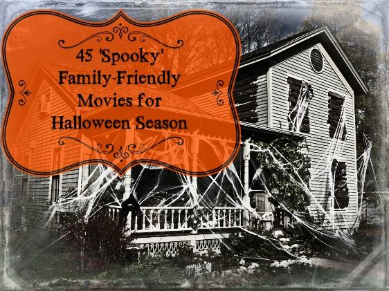 Here's a guide to spooky, yet family-friendly, movies you can watch with your kids during the Halloween season. Age recommendations range from 3 to 13.