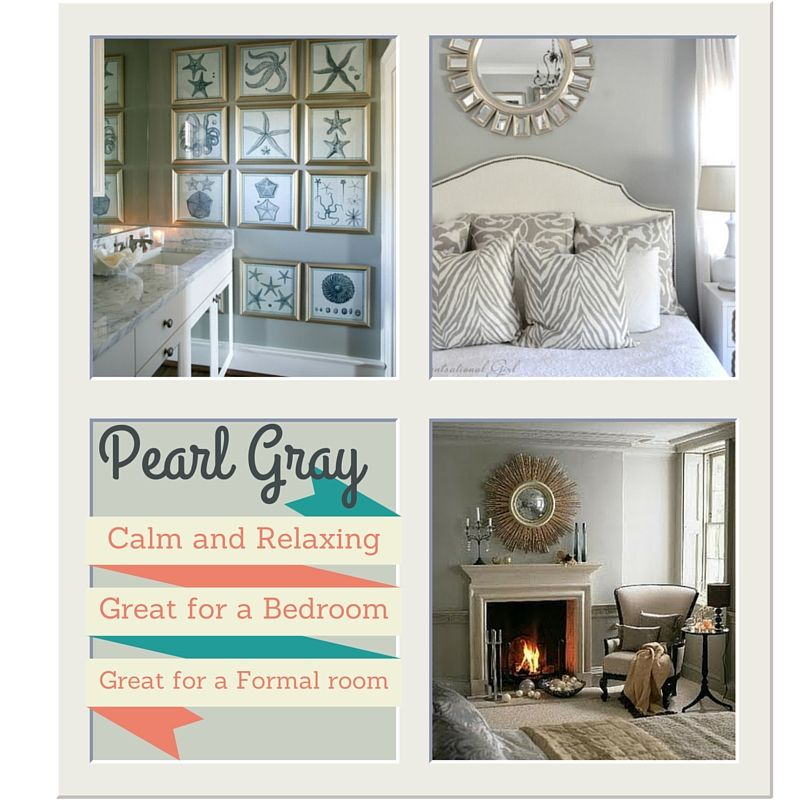 House Pearl Gray