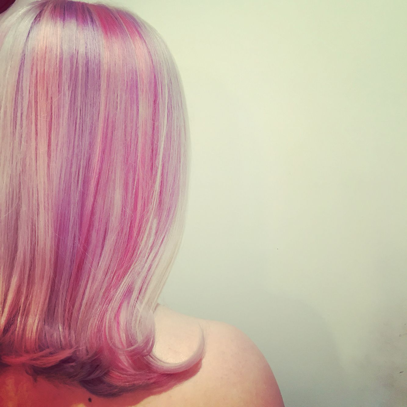 CANDY FLOSS HAIR , Pastels and pink shades created by Joanne Gilder at Gilded Hair