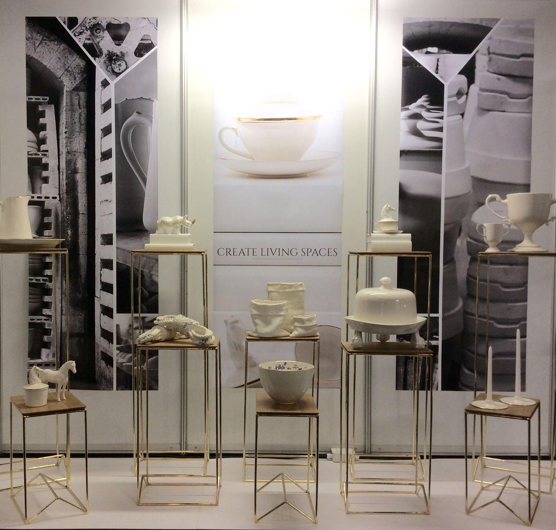 Elsje Burger (EB) stand at the design Exhibition show SA. www.elsjeburger.co.za