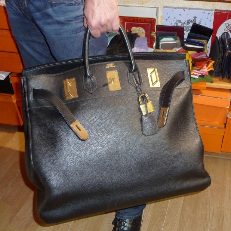 48374b7809e2 Yet another man-Birkin. Love it. | Menswear | Fashion, Fashion bags ...