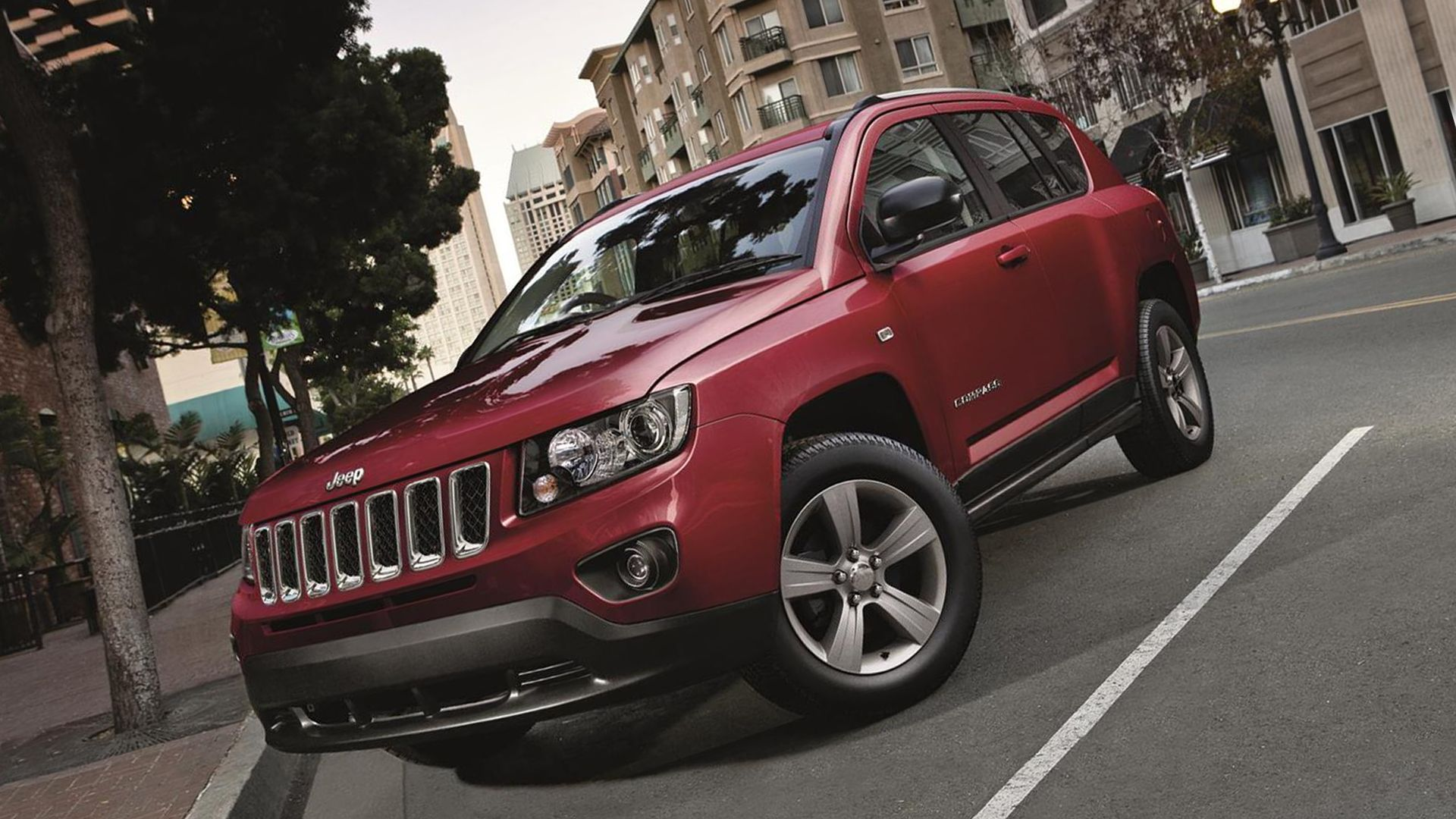 2019 Jeep Compass Specs Features Jeep Compass Reviews Jeep Compass Jeep