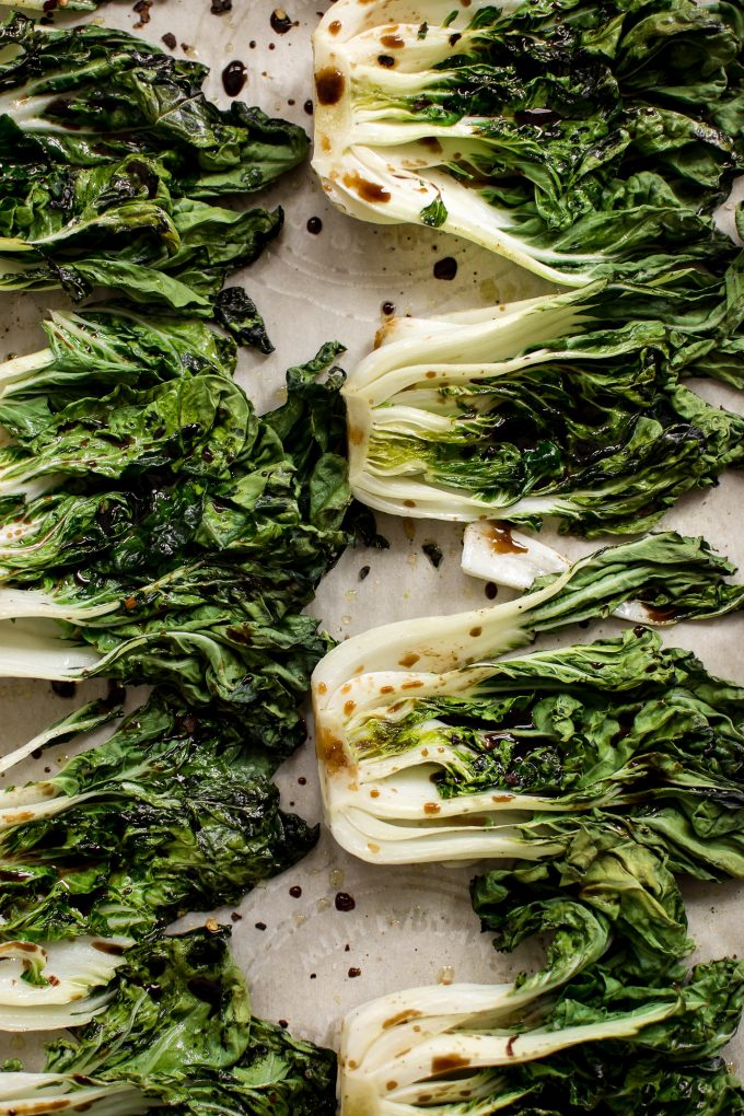 how to cook bok choy as a side dish