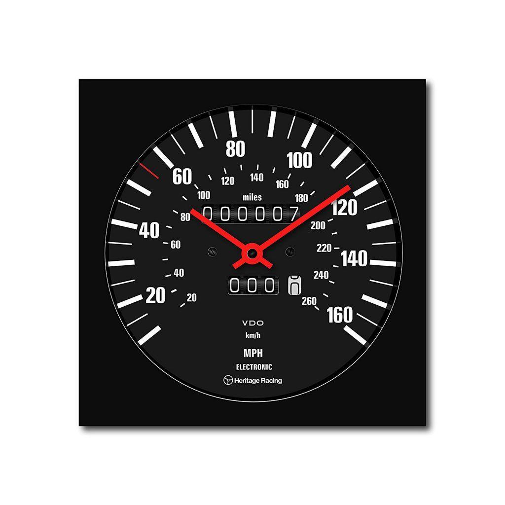 personalized-bmw-e30-m3-speedometer-wall-clock | Clocks