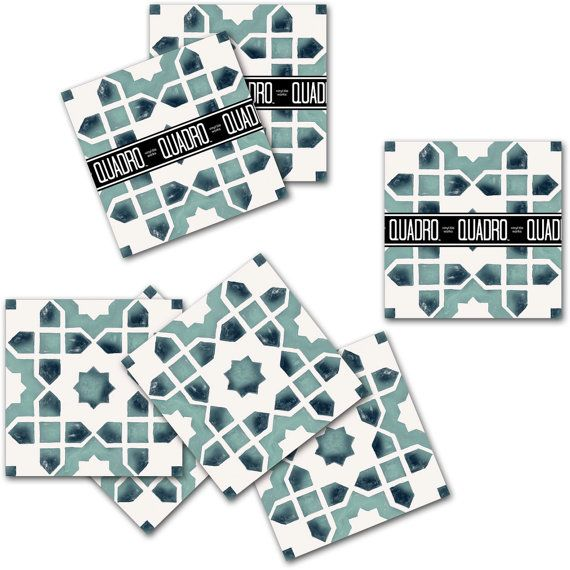 CLEARANCE Tile Decals Tiles for Kitchen/Bathroom by ...