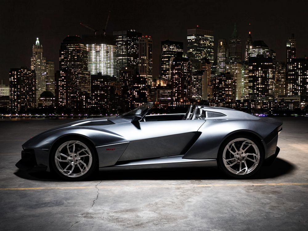 Lady Gets New 500hp Beast Delivered By Rezvani Himself S