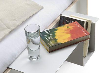Nachttisch Von Depot Bild 11 Bettablage Nachttisch Zum Einhangen Und Nachttisch Design