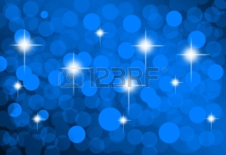 Christmas Lights background blue useful as card, greetings, background, hi res print, screen backgound, label