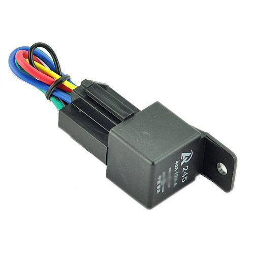 Power Inverters Car Auto Truck Relay Socket Spdt 12v 12 Volt Dc 40a Amp 5pin You Can Find Out More Details With Images Car Audio Packing Car Snow Removal Equipment