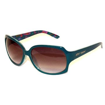 Paisley Sunglasses Blue, $25, now featured on Fab.