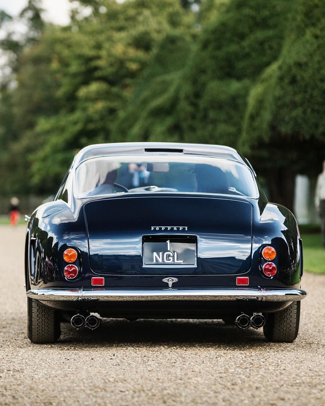 SWB, my favourite classic Ferrari 😍 250SWB Ferrari, Bmw