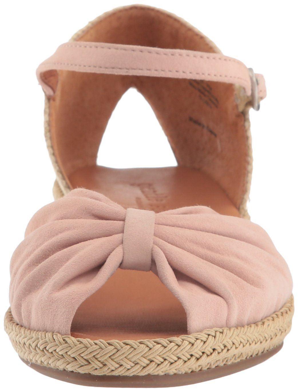 0097097af42 Gentle Souls by Kenneth Cole Womens Lucille Low Wedge Espadrille ...