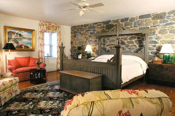 Henry Superior Suite At The Inn Montchanin Village Spa In Delaware
