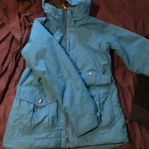Burton Jackets & Coats - Women's burton snowboarding jacket