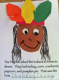 kindergarten kids at play thanksgiving crafts activities for