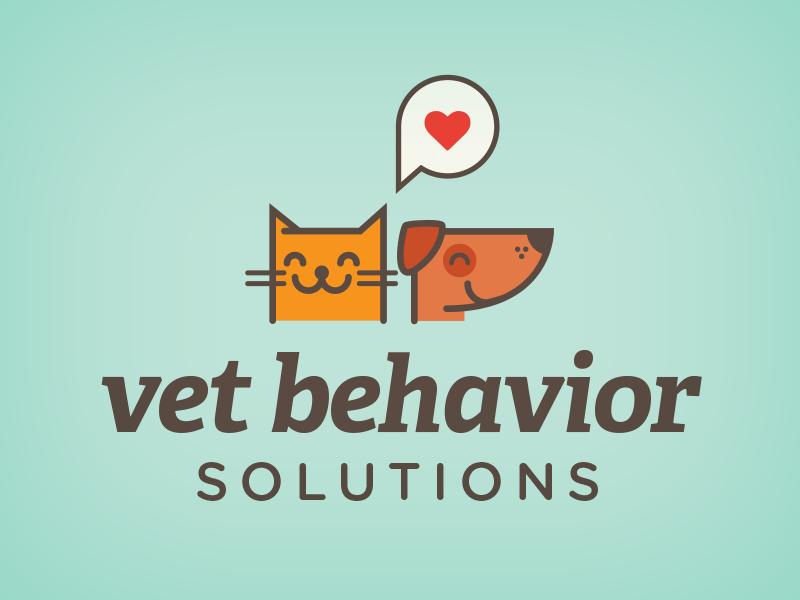 Vet Behavior Solutions Logo Humane Society Logo Hospital Logo Logos