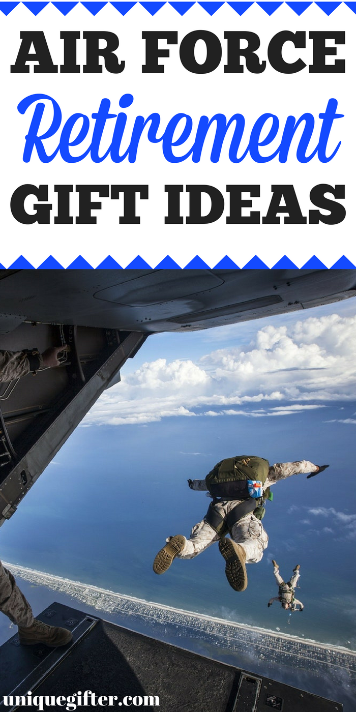 Air Force Retirement Gifts Retirement gifts, Military