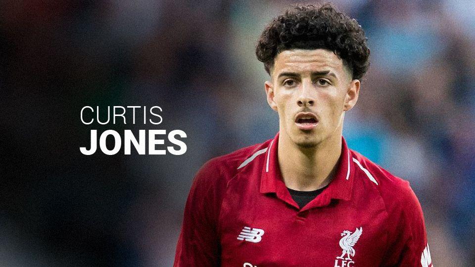 Curtis Jones Conheca A Historia Da Promessa Do Liverpool Em 2020