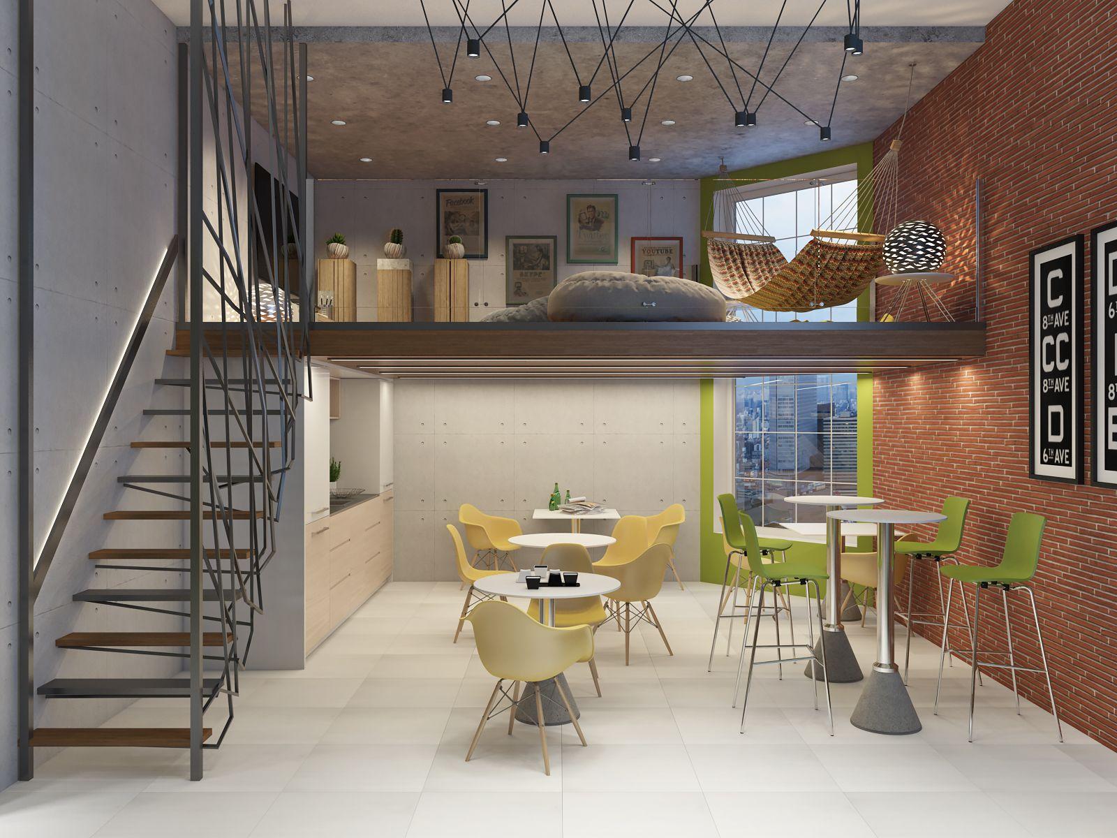 Картинки по запросу офис-лофт дизайн | Дизайн интерьера ...