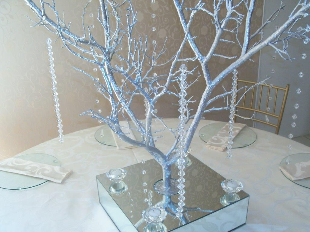 29 best all white winter wonderland theme images on pinterest silver tree including crystal in mirror box done by sa wedding decor mirror boxwinter wonderland junglespirit Images