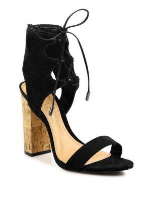 open toe high-heel sandals - White Schutz QOPXB4fdG