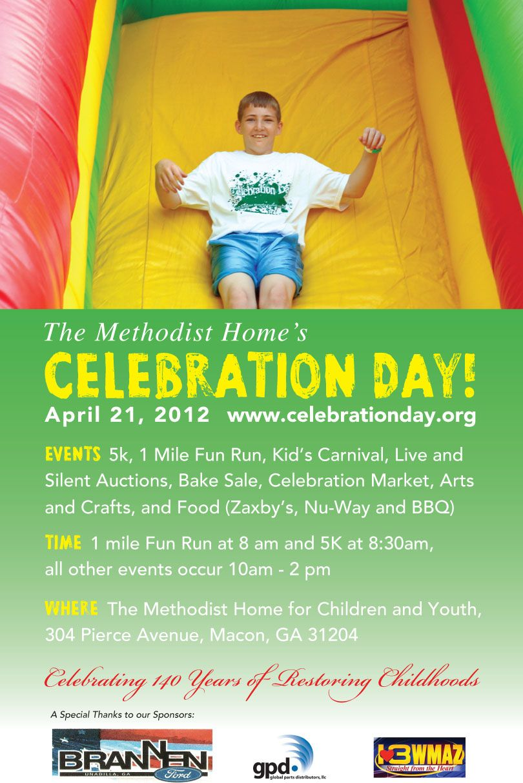 go celebrate The Methodist Home is celebrating 140 years
