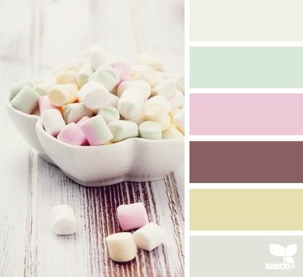 marshmallow tones by Design Seeds