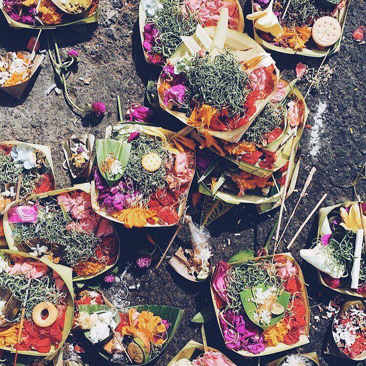 how to make canang sari