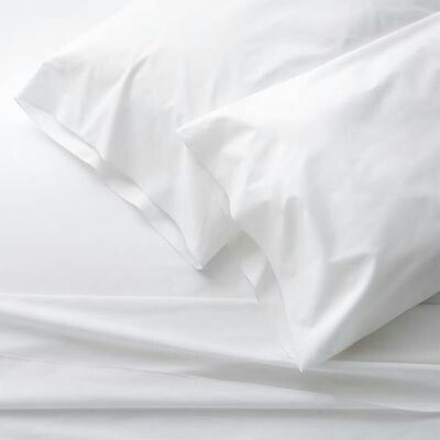 White Sheets Linges Blancs Oreillers Blancs Literie Blanche