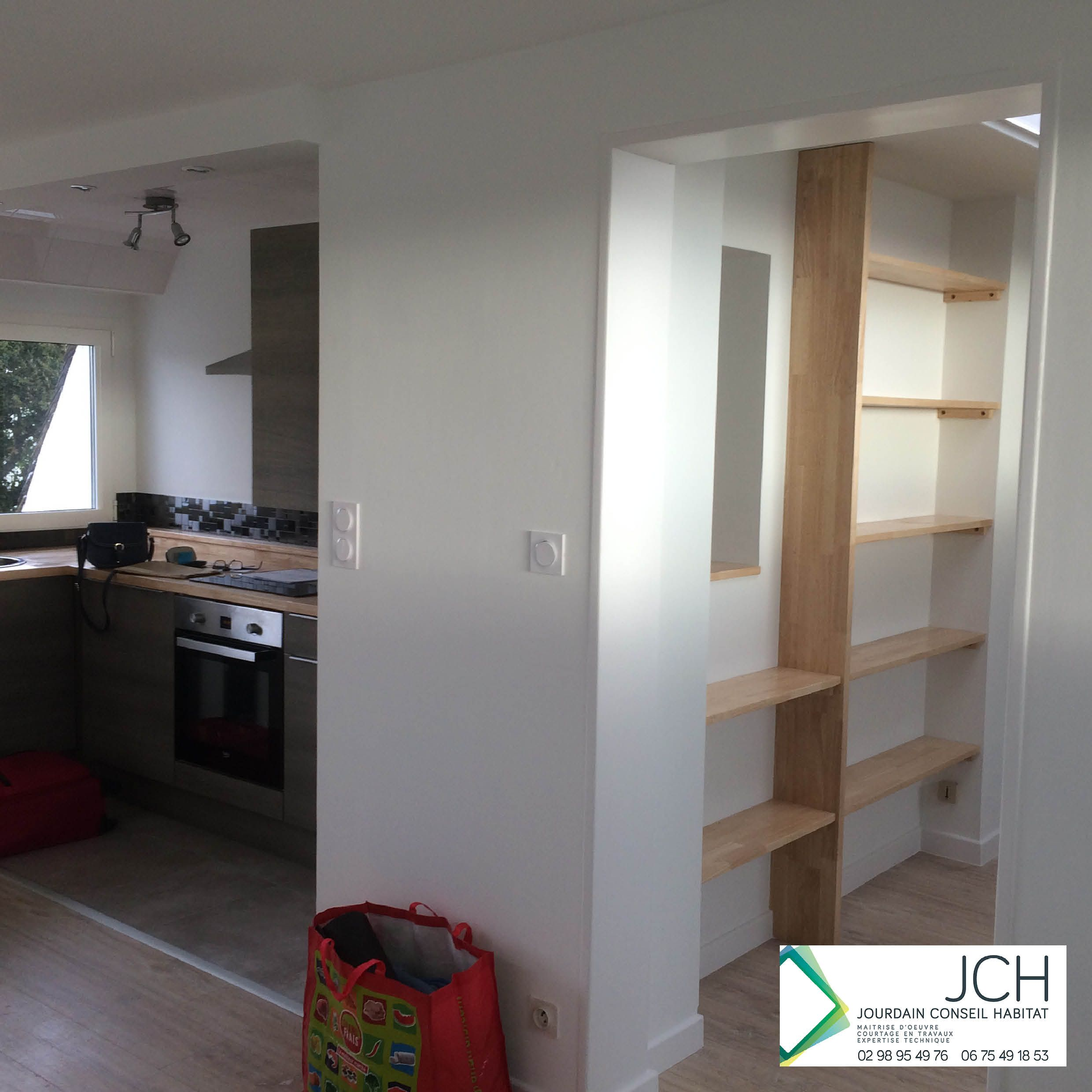 renovation appartement fouesnant