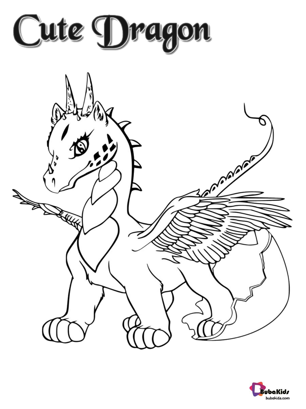 Dragon Coloring Pages How To Train Your Cute Clash Royale Collection Of Cartoon Coloring Pag Dragon Coloring Page Cartoon Coloring Pages Animal Coloring Pages