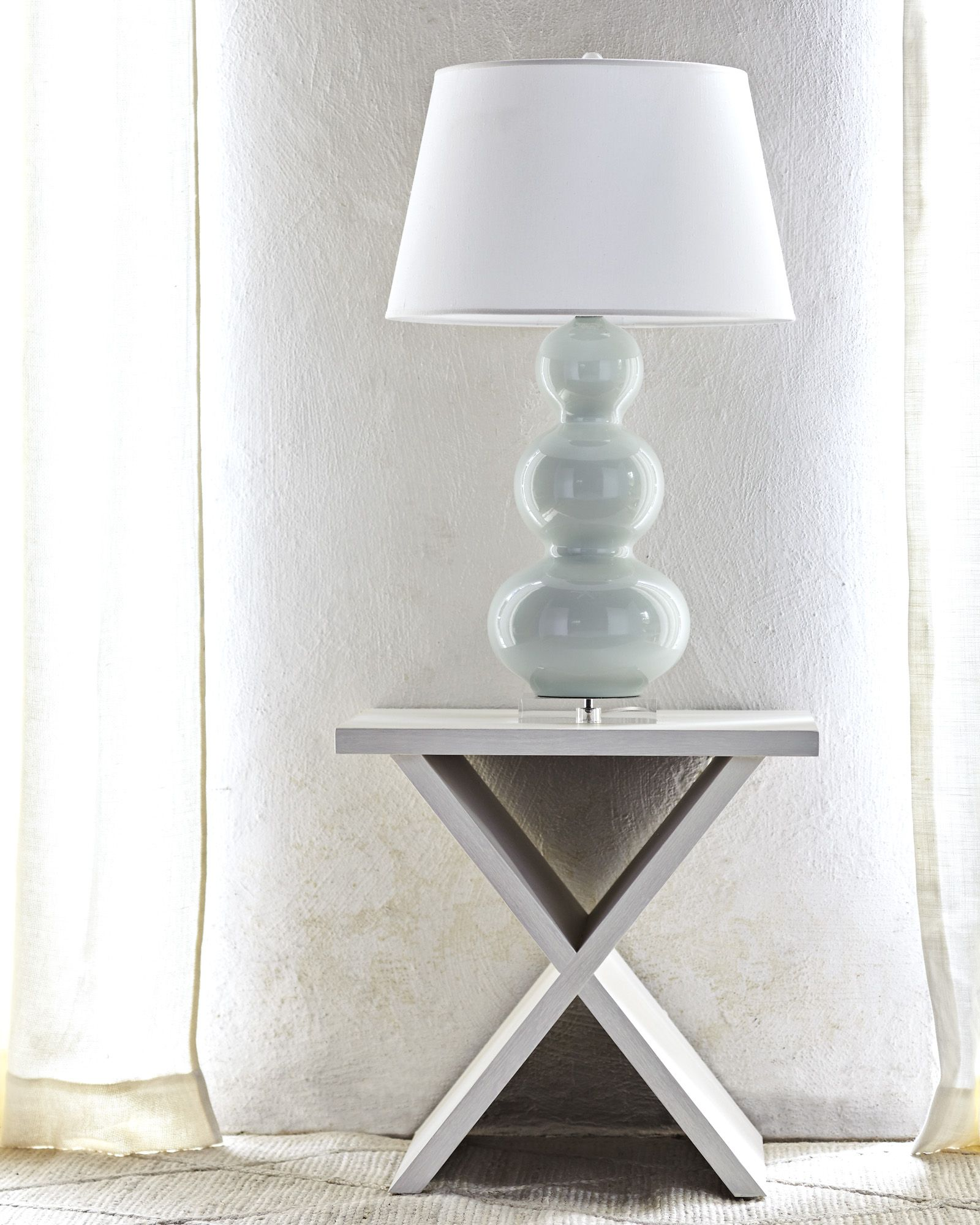 Side Tables With Lamp