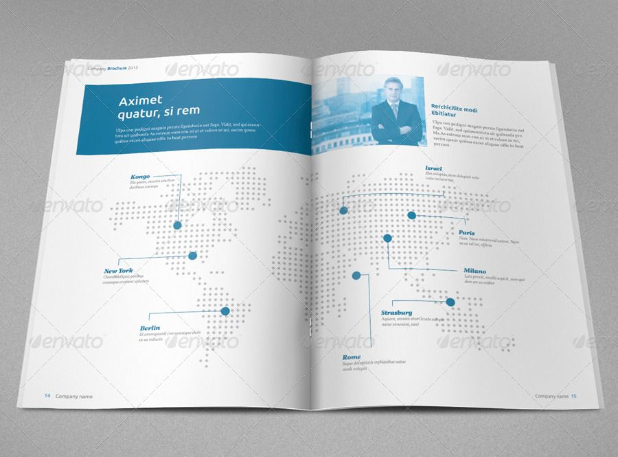 Annual Report Template Affiliate Annual Ad Report Template
