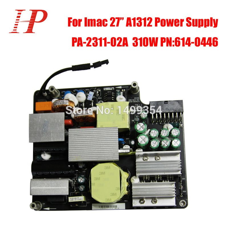 "PA-2311-02A 614-0446 Apple iMac 27/"" A1312 310W Power Supply"