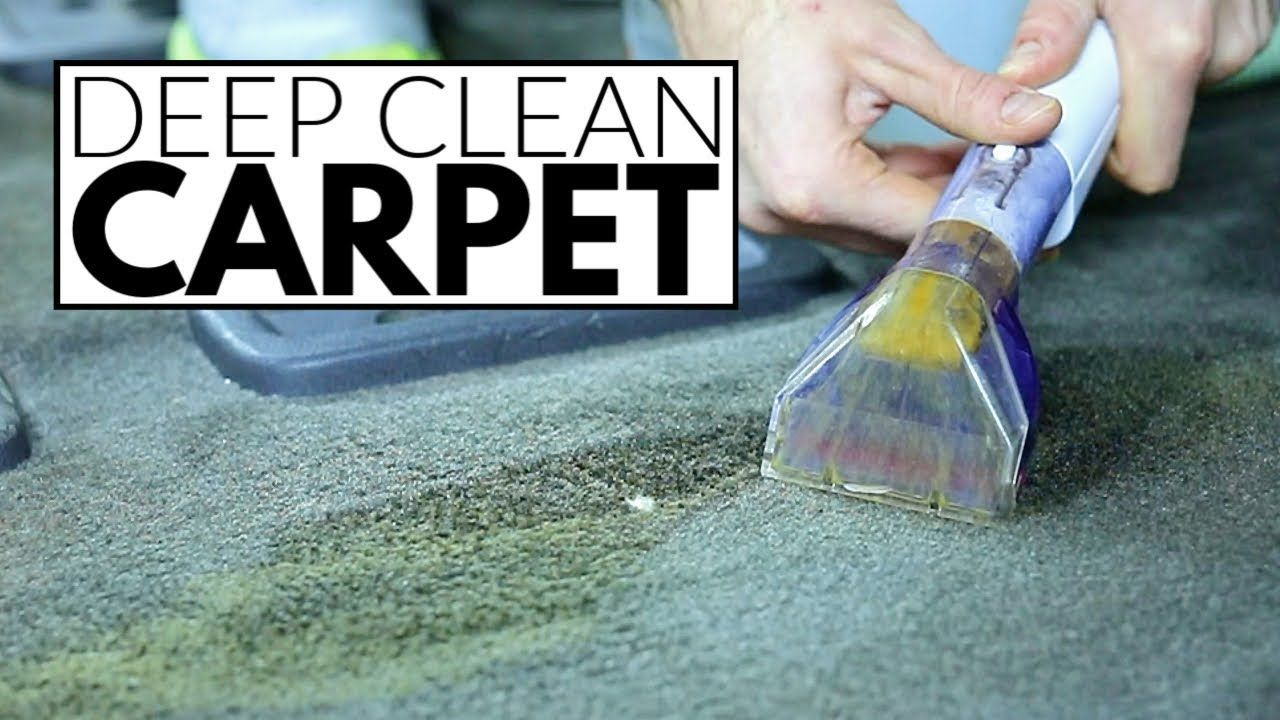 How To Dry Wet Carpet Quickly