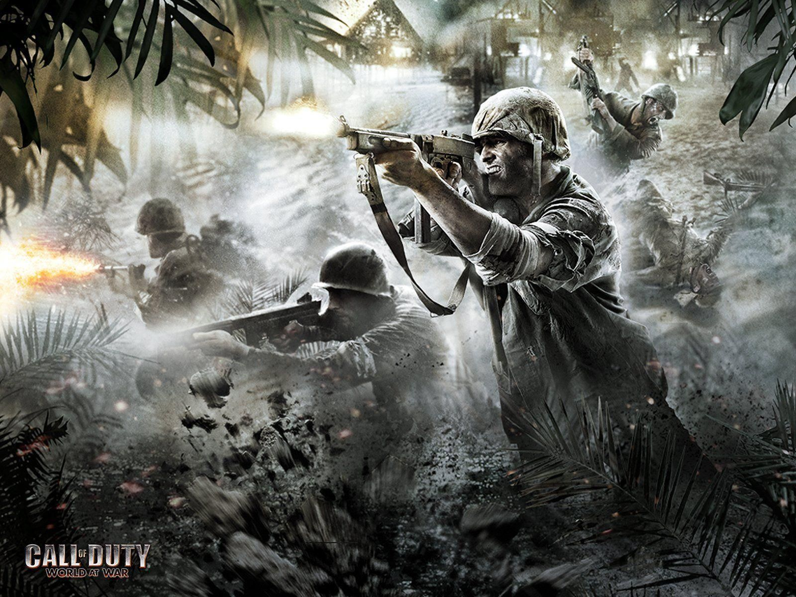 26 Call Of Duty Wwii Hd Wallpapers Background Images Call