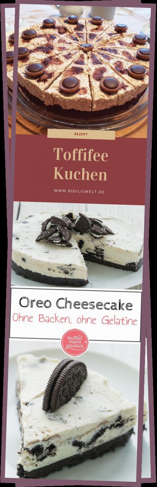 Photo of Toffifee Kuchen –  Ein leckeres und einfaches Rezept für einen Toffifee Kuchen …