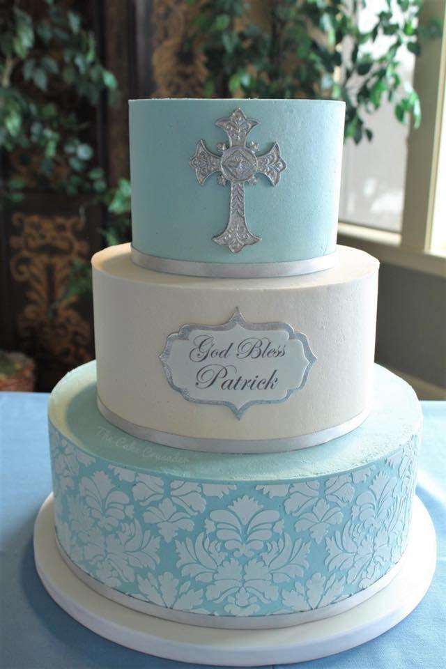 Christening Wording On Cake