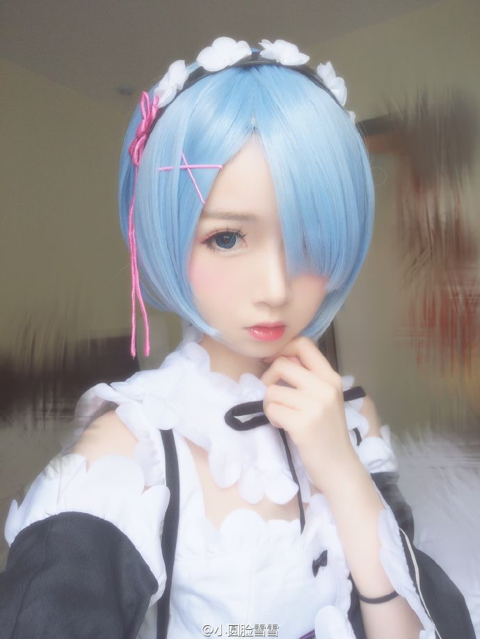 re:zero (rem) cosplay. | cospiration | Pinterest | Cosplay ...