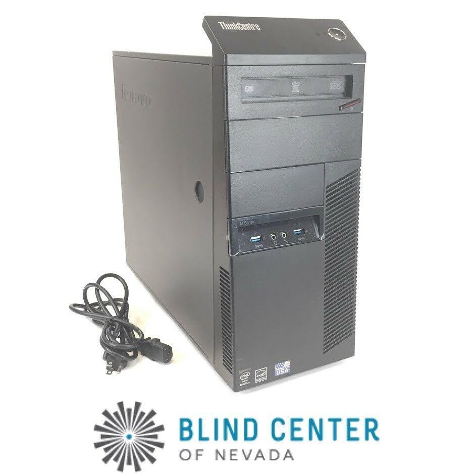 eBay #Sponsored Lenovo ThinkCentre M93P i5-4570 3 20GHz 16GB