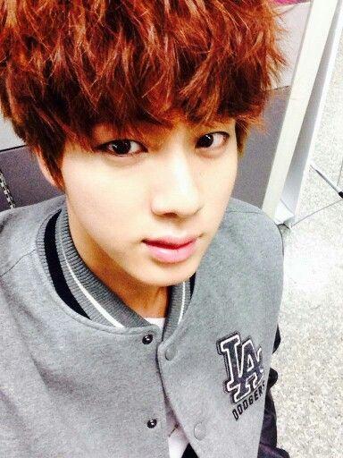 Photo of BTS Jin