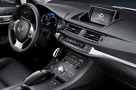 The Inside Of My 40th Birthday Gift 2012 Absolutely My Favorite Vehicle Ever Lexus Ct200h Lexus Vehicles