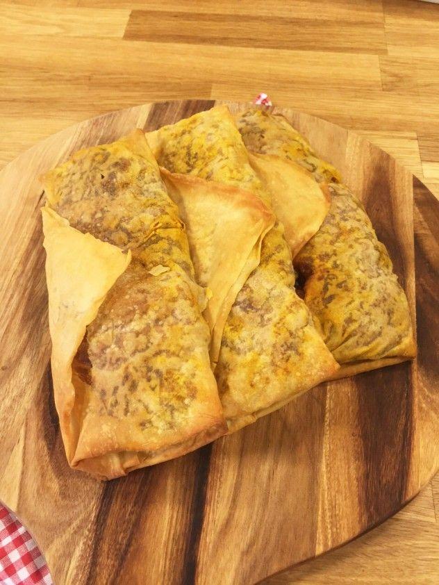 Arda 39 nin mutfa i yufka kebabi tar f for Arda turkish cuisine